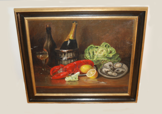 Picture of Original Oil Painting