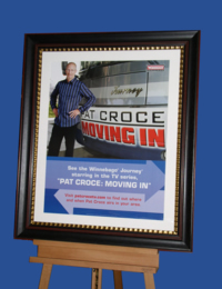 Image of Pat Croce Moving In Poster