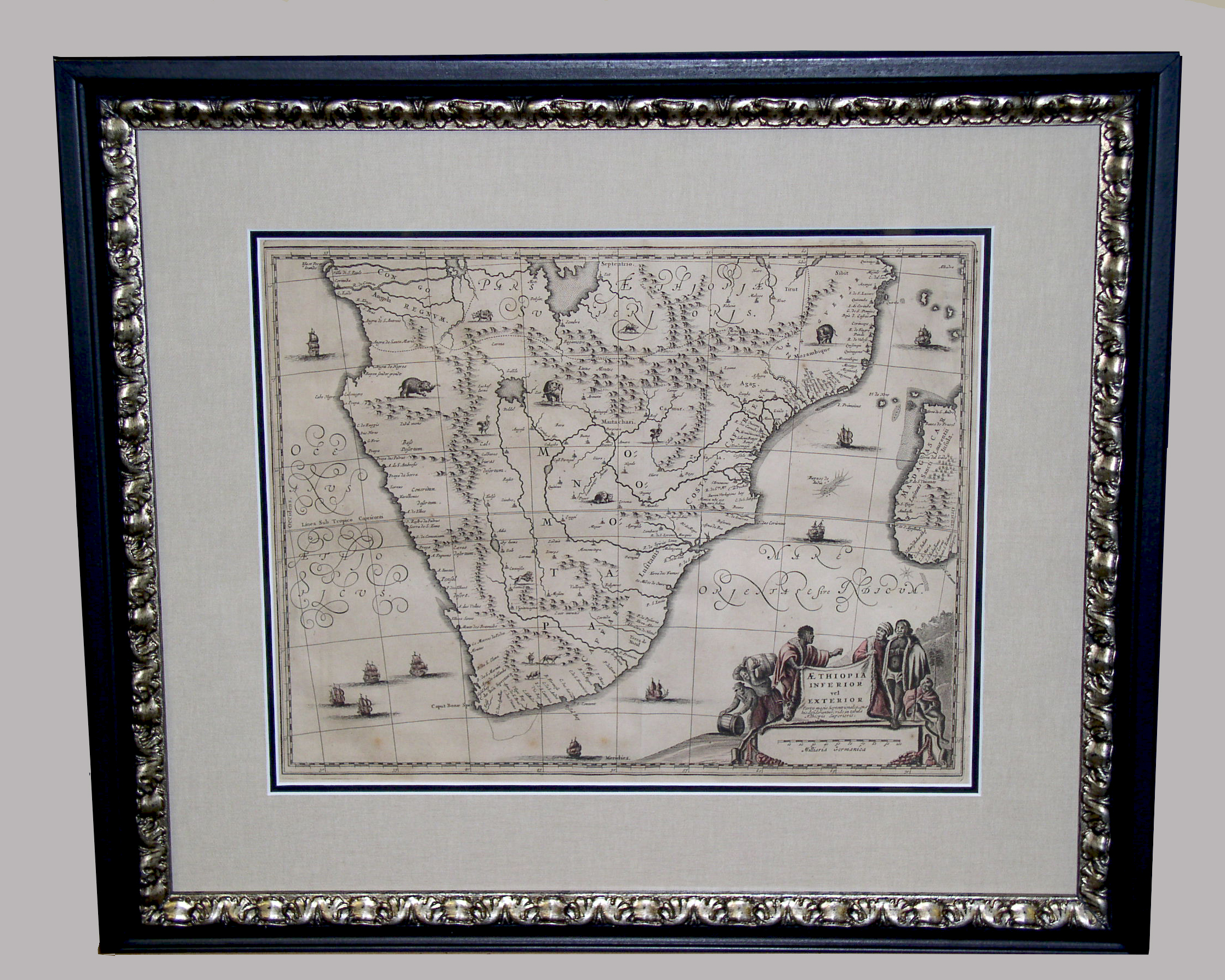 picture of Antique Map 1