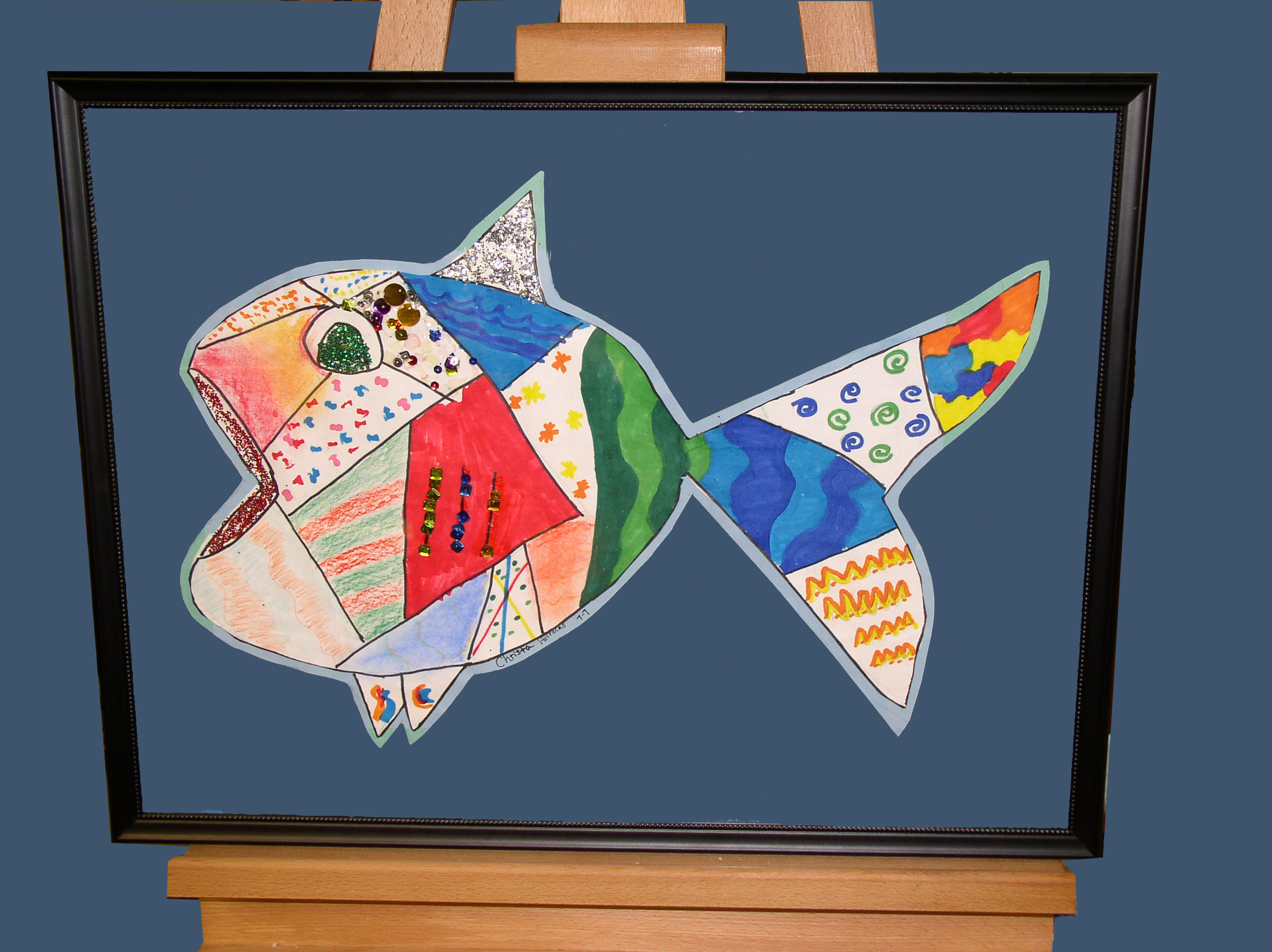 picture of Original Children's Artwork